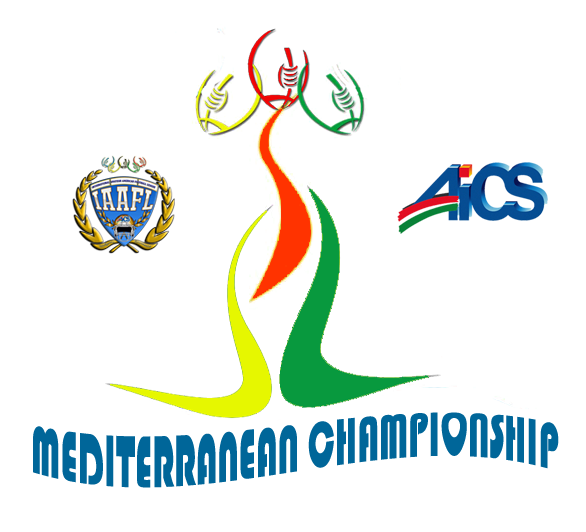 Lcc Calendar 2022.3rd Mediterranean Championship 2022 I A A F L World